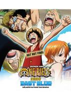 One Piece - Episode of East Blue: Luffy and His Four Friends' Great Adventure (DVD) AU
