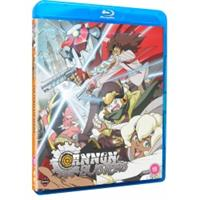 Cannon Busters Complete Series (Blu-ray) UK
