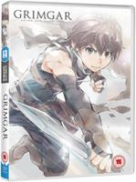 Grimgar of Fantasy and Ash Complete Series (DVD) UK