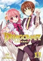 Dragonar Academy Volume 13 (Manga) US