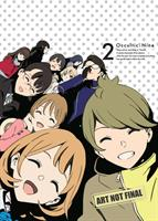 Occultic;Nine Volume 2 (Eps 7-12) (DVD) AU