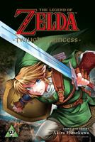 The Legend of Zelda: Twilight Princess Vol. 2 (Manga) US