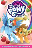 My Little Pony: The Manga - A Day in the Life of Equestria Volume 3 (Manga) US
