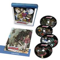 Mobile Suit Gundam Wing Part 2 - Collector's Edition (Blu-ray) UK