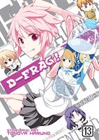 D-Frag! Volume 13 (Manga) US
