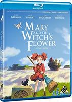 Mary and the Witch's Flower (Blu-ray) UK