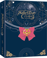 Sailor Moon Crystal Season 3 Set 1 (Limited Edition) (Manga) US