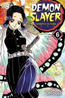 Demon Slayer: Kimetsu no Yaiba Vol. 6 (Manga) US