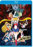 Sailor Moon R: The Movie (Blu-ray) AU