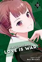 Kaguya-sama: Love Is War Vol. 13 (Manga) US
