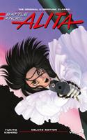 Battle Angel Alita Deluxe Edition 4 (Manga) US