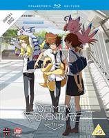 Digimon Adventure Tri The Movie Part 4 - Collector's Edition (Blu-ray) UK