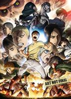 Attack on Titan Complete Season 2 Limited Collector's Edition (DVD) AU