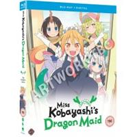 Miss Kobayashi's Dragon Maid - The Complete Series (Blu-ray) UK