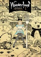 Wonderland Volume 1 (Manga) US