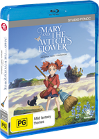 Mary and the Witch's Flower (Blu-ray) AU