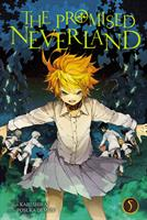 The Promised Neverland Vol. 5 (Manga) US