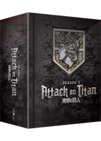 Attack on Titan - Season 3 Part 1 (Eps 38-49) DVD / Blu-Ray Combo (Limited Edition) (Blu-ray) AU