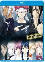 Food Wars! The Second Plate Complete Season 2 (Blu-ray) AU