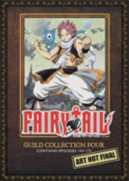 Fairy Tail Guild Collection 4 (Eps 143-175) (DVD) AU