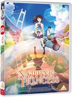 Napping Princess (DVD) UK