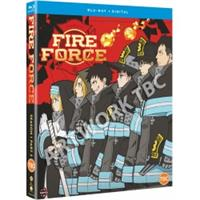 Fire Force - Season One Part Two (Blu-ray) UK