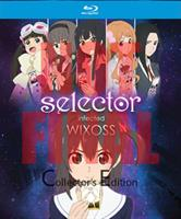 Selector Infected Wixoss Collector's Edition Collection (Blu-ray) UK