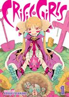Crisis Girls Volume 1 (Manga) US