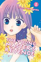 The Young Master's Revenge Vol. 2 (Manga) US