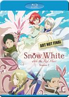 Snow White with the Red Hair Complete Season 2 (Blu-ray) AU