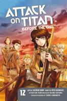Attack on Titan: Before the Fall 12 (Manga) US