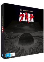 Akira - 30th Anniversary Limited Edition Box-Set (Blu-ray) AU