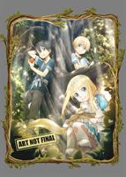 Sword Art Online Alicization Part 1 (Eps 1-13) (DVD) AU
