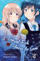 A Tropical Fish Yearns for Snow Vol. 2 (Manga) US