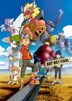 Digimon Frontier (Season 4) Complete Series (DVD) AU