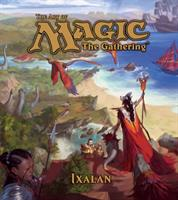 The Art of Magic: The Gathering - Ixalan (Manga) US
