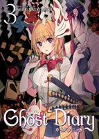 Ghost Diary Volume 3 (Manga) US