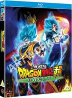 Dragon Ball Super the Movie: Broly - Standard Edition (Blu-ray) UK