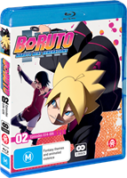 Boruto: Naruto Next Generations Part 2 (Eps 14-26 + Ova) (Blu-ray) AU