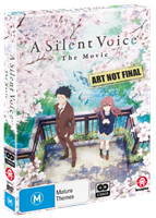 A Silent Voice Limited Collector's Edition / DVD & Blu-Ray (Blu-ray) AU