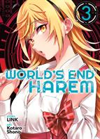 World's End Harem Volume 3 (Manga) US