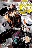 Demon Slayer: Kimetsu no Yaiba Vol. 2 (Manga) US