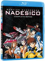 Martian Successor Nadesico Series Collection (Blu-ray) UK