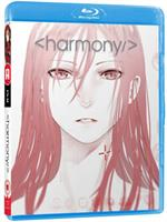 Project Itoh: Harmony (Blu-ray) UK