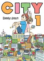 CITY, 1 (Manga) US