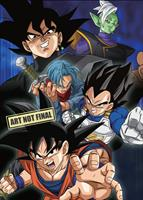 Dragon Ball Super Part 4 (Eps 40-52) (DVD) AU
