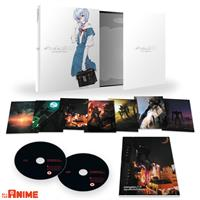Evangelion 1.11 Collectors Edition Combi Pack (Blu-ray) UK