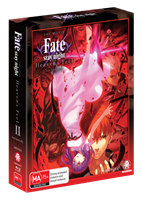 Fate/stay Night: Heaven's Feel II. Lost Butterfly (Limited Edition) (Blu-ray) AU