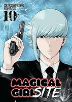 Magical Girl Site Volume 10 (Manga) US
