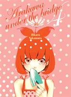 Arakawa Under the Bridge, 4 (Manga) US